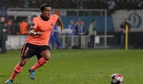 Дани Алвеш, фото Ильи Хохлова, football.ua