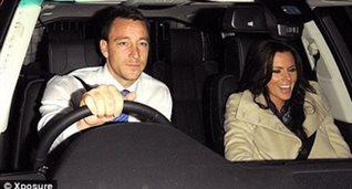Горе-водитель с женой