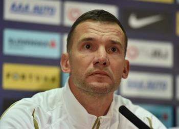 Андрей Шевченко, ФФУ