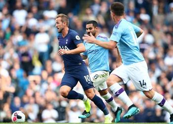 Манчестер Сити — Тоттенхэм, Getty Images