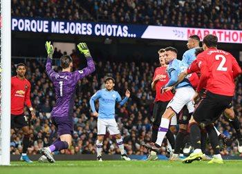 Манчестер Сити - МЮ, Getty Images
