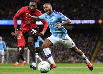 Манчестер Сити — Манчестер Юнайтед, Getty Images