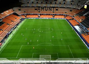 Результаты испанской премьр лиги по футболу