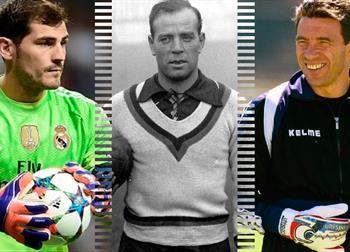 Лучшие в истории: вратари Реала