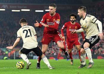 Ливерпуль — Манчестер Юнайтед, Getty Images