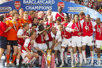 Состав команды арсенала лондон 2004