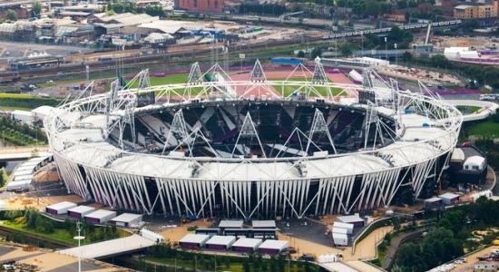 Олимпийский стадион в лондоне вест хэм