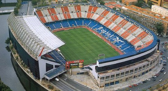Новый стадион атлетико мадрид фото 2016