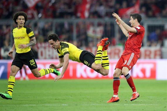 Полный обзор матча боруссия бавария