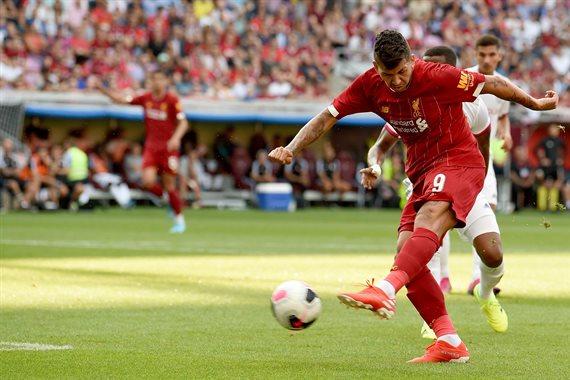 Ливерпуль — Лион 3:1 Видео голов и обзор матча