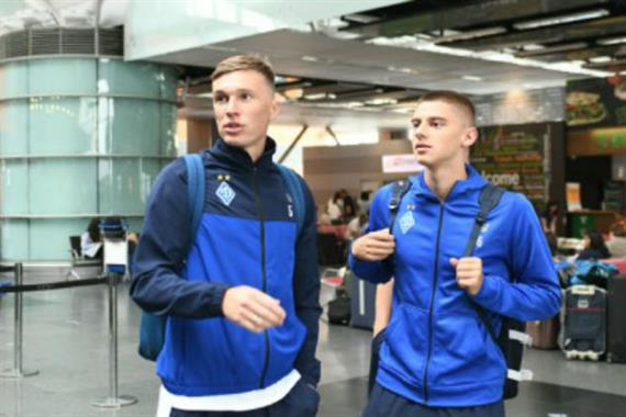 Динамо взяло 18 футболистов на поединок против Ворсклы