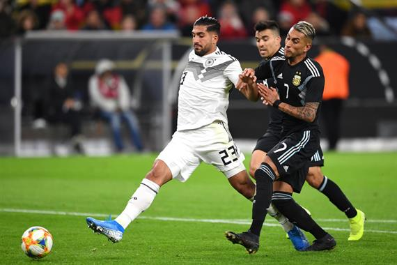 Германия — Аргентина 2:2 Видео голов и обзор матча