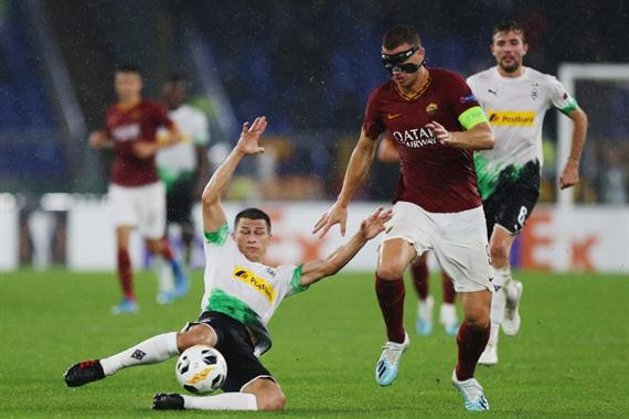 Боруссия менхенгладбах динамо киев обзор матча
