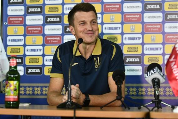 Ротань: Я доволен тем, как мы подготовились к матчу с Данией — football.ua