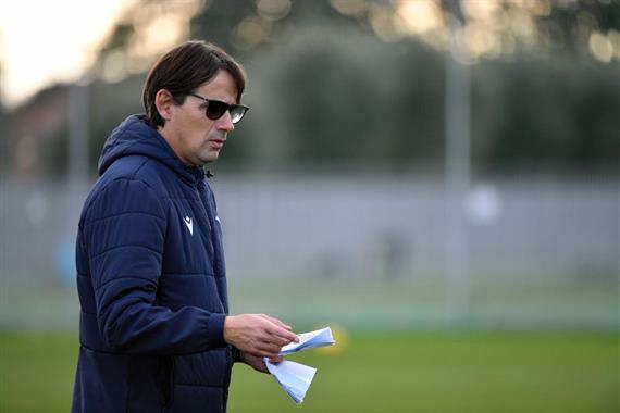 Лацио намерен подписать новый контракт с Симоне Индзаги в марте