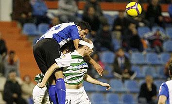 Футбол испании сегунда эркулес