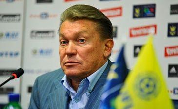 Олег Блохин, фото ffu.org.ua