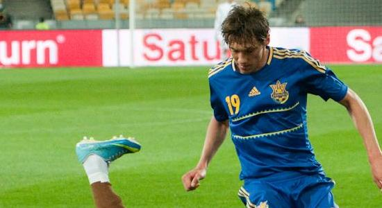 Денис Гармаш, фото Игоря Снисаренко, Football.ua
