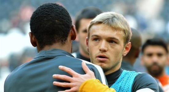 Дмитрий Гречишкин, фото Михаила Масловского, Football.ua
