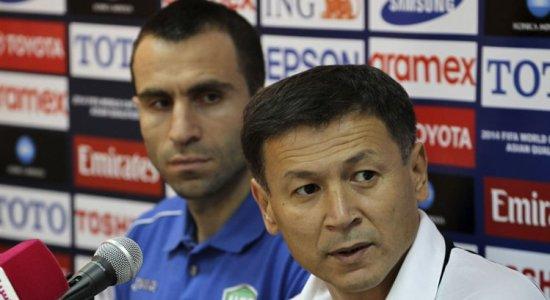 Команда Мирджалола Касымова добилась приемлемого результата, Reuters