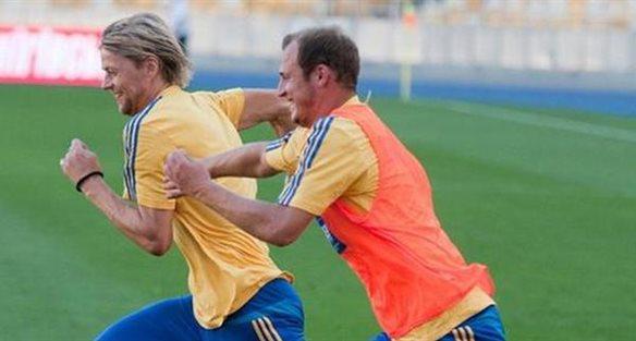 Анатолий Тимощук, фото И.Снисаренко, Football.ua