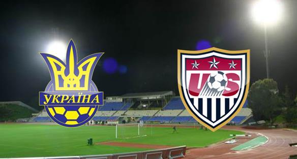 Украина — США 2:0