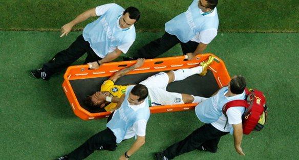 Неймар пропустит оставшуюся часть чемпионата мира