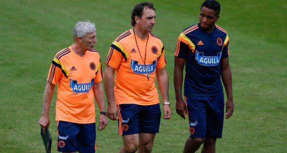 Хосе Пекерман (слева), fcf.com.co