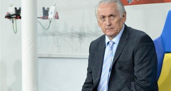 Михаил Фоменко, фото БОГДАНа ЗАЯЦа, Football.ua
