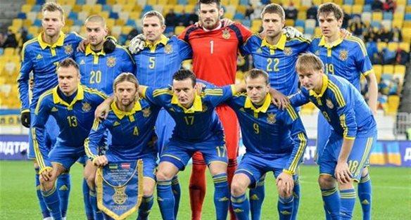 Сборная Украины, фото БОГДАНа ЗАЯЦа, Football.ua