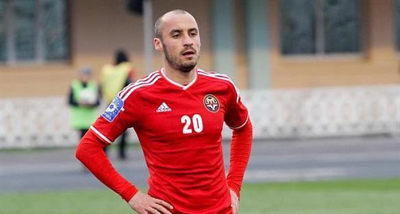 Павел Пашаев, фото О.Дубины, Football.ua
