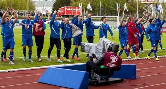Радость исландцев, getty images