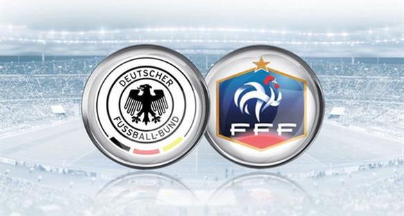 Германия - Франция, skysports.com