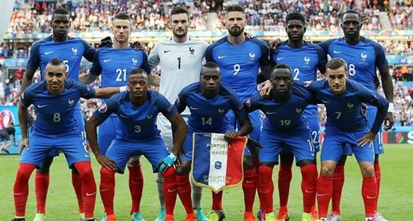 Сборная Франции, Getty Images