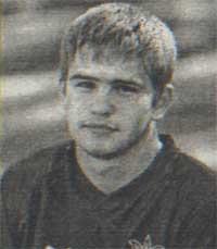 Владимир Яланский - новичок