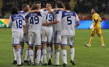 Фото Юрия Осадчего Football.ua