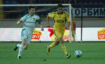 На счету Маркоски две голевые передачи и гол, фото Д. Неймырка, Football.ua
