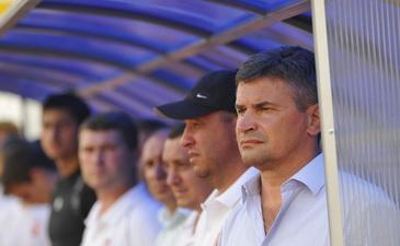 Тренерский штаб Зари может быть доволен тяжелой победой, фото А. Ковалева, Football.ua