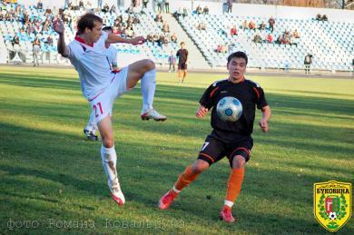 фото ФК Буковина
