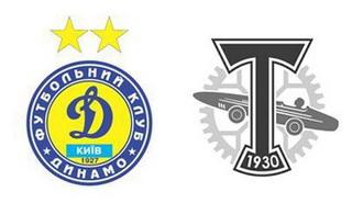 коллаж ФК Динамо Киев