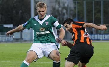 фото Ильи Хохлова, Football.ua