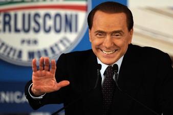 Берлускони, Reuters