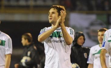 Денис Кулаков, фото vorskla.com.ua