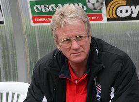 Валерий Петров, фото Александра Ильина, Football.ua