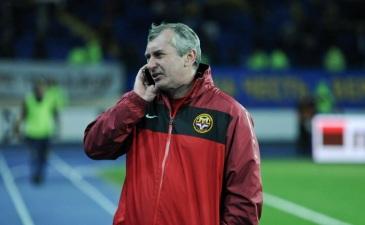 Олег Лутков, фото Дмитрия Неймырка Football.ua