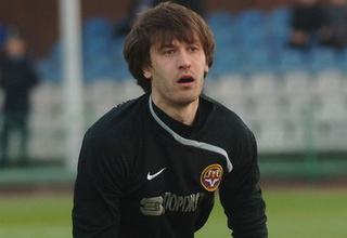 Дмитрий Безотосный, фото В. Дудуша, football.ua