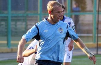 Александр Косырин, фото fcodessa.com