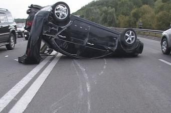Вот так выглядело авто Богуша после аварии, korrespondent.net