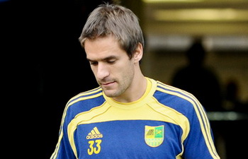 Марко Девич, фото Дмитрия Неймырка, Football.ua