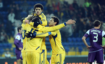 фото Дмитрия Неймырка, Football.ua